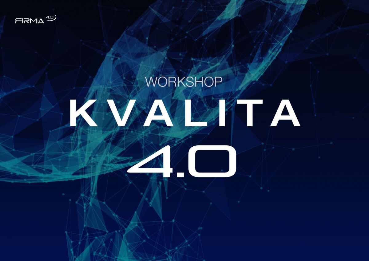Workshop Kvalita 4.0